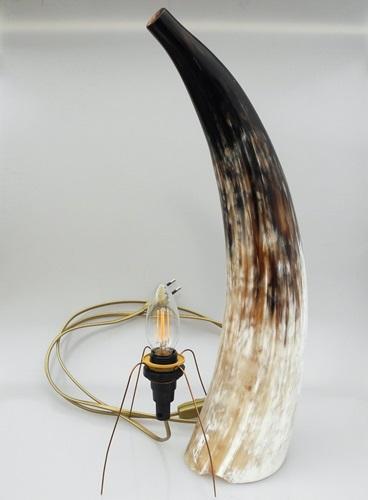 Lamp'Olifan en Corne