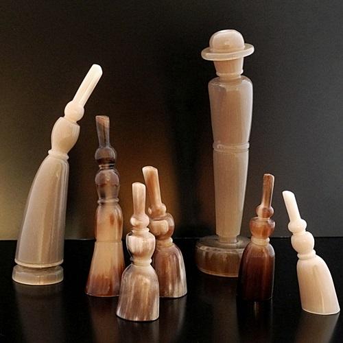 Retrouvez notre collection de Bigoudènes décoratives artisanales à l'atelier boutique